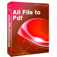 Click to view EZ Word to pdf Converter Free installer 8.2 screenshot